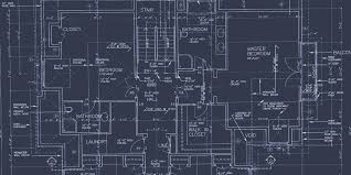 floor plans blueprints floor plan blueprint of innovative open plans cusribera