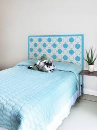 One Of A Kind Home Decor Hgtv Headboards Diy Diy Upholstered Toddler Daybed Hgtv Home