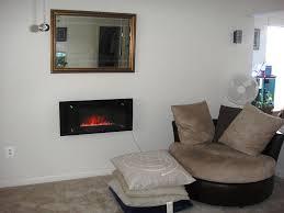wall design wall hanging electric fireplace photo mahogany wall