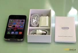 Cần bán lại chiếc ĐT IPhone 4G - 32GB hãng Apple_5, 3tr