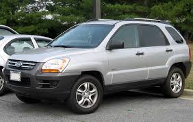 2005 kia sportage information and photos zombiedrive