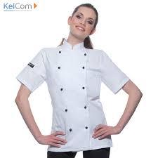 blouse cuisine blouse de cuisine publicitaire kogu vestes personnalisées kelcom