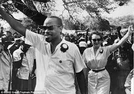 New film to tell tale of late Botswanan president Sir Seretse     Daily Mail