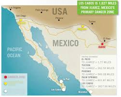 Juarez Mexico Map by Yes Cabo Is Safe U2014 Haut Group