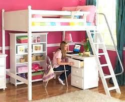bureau pour mezzanine lit mezzanine bureau blanc best decoration lit mezzanin lit