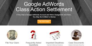 google reaches 22 5 million adwords lawsuit settlement
