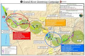 Circuit Court Map Greenway U0026 Park Projects Ottawa County Michigan