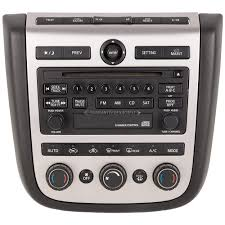 nissan murano white nissan murano radio or cd player parts from car parts warehouse