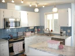 Blue Glass Tile Kitchen Backsplash Kitchen Blue And White Tile Backsplash Gray And White Backsplash