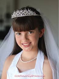 1st communion veils accents communion veil