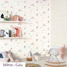 papier peint lutece chambre papier peint princesse sélène gaïa de lutèce réf ltc