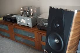 tube amp for home theater line magnetic 219ia integrated tube amp sound system pinterest