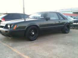 Black Fox Mustang Do You Still Have Love For The Fox Bodies Page 4 Dfw Mustangs