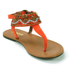 womens t strap sandals embroidered dressy flats adjustable ankle