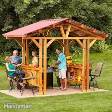 How To Build A Pergola On An Existing Deck by How To Build A Pergola Pergola Plans U2014 The Family Handyman