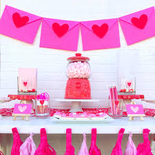 Valentine S Day Table Decorations by Valentine U0027s Day Archives Make Life Lovely