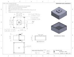how to make a cnc drawing fictiv hardware guide