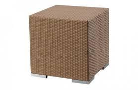 Rattan Side Table Synthetic Rattan Coffee Table Yuni Bali Furniture Manufacturer