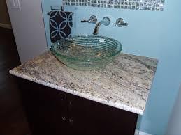 striking vanity signaturehardware com mercutio stainless steel other project gallery bathroom vanities outdoor stone and tile vessel sink in sienna bordeaux mens