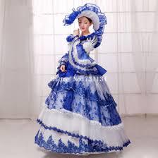 Belle Halloween Costume Discount Belle Halloween Costume Blue Dress 2017 Belle Halloween