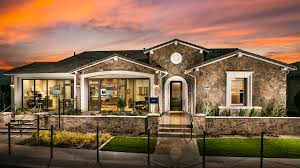 The Tuscan House Sorrento Trail At Bella Vista Ranch The Alava Nv Home Design