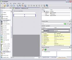 qt designer working with qt applications netbeans ide tutorial