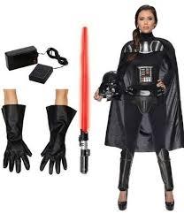 100 princess leia costume licensed star wars wig dress belt