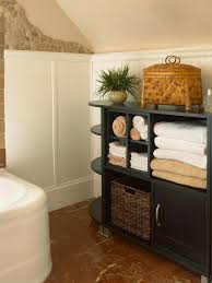 Wicker Bathroom Shelf Interior Astonishing Bathroom Decoration Using Wicker Bathroom