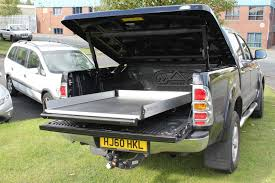 Ford Ranger Truckman Top - auto styling truckman improves truck bed access with the new