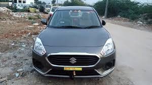 Gry Colour Maruti Suzuki Swift Dzire Magnum Grey Colour 2017 India Latest