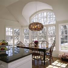 Glass Chandeliers For Dining Room Dining Room Pendant Lighting Ideas Advice At Lumens