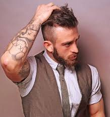 hairstyles for hairstyles with beard beard styles for