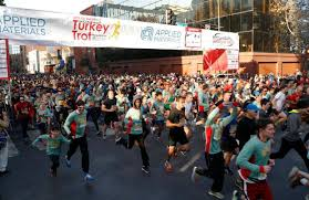 12th annual silicon valley turkey trot a thanksgiving tradition