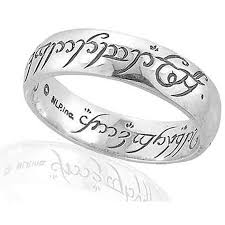 wedding ring direct official lord of the rings silver one ring the lord of the rings