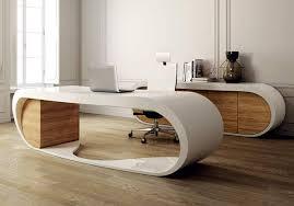table ronde de bureau qualidesk le bureau direction pour le manager ebenisterie ou