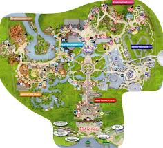magic kingdom disney map detailed map of the magic kingdom we re going to disney