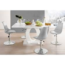 Gloss Dining Tables Scandinavian Lifestyle Marc High Gloss Dining Table Free