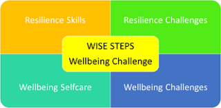 Challenge Steps Wise Steps Wellbeing Challenge Wellbeing Challenge