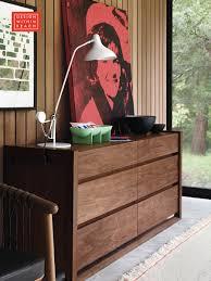 matera six drawer dresser dresser drawers and storage