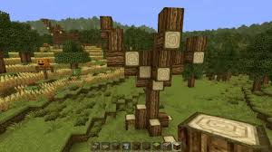 minecraft dead tree tutorial youtube