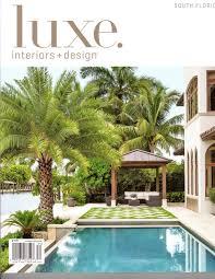 Florida Design S Miami Home And Decor Magazine Avanzato Design