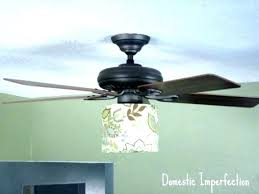 Stained Glass Ceiling Fan Light Shades Stained Glass Ceiling Fan Light Brilliant For Within 18