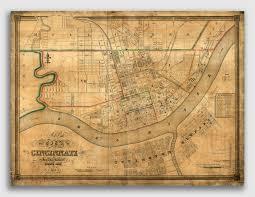 Vintage Map Map Ebay