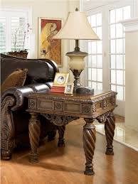 animal leg side table aesthetic living room furniture houston tx using rustic wood top on