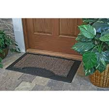Coir Doormat Wipe Your Paws Doormats Walmart Com