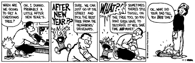 10 times dad was a genius in calvin and hobbes cetusnews