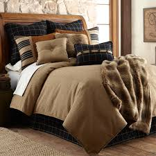 Bedspreads And Comforters Lodge Elegance Ashbury Bear Bedding Sets Cabin Place