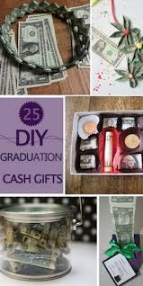 gifts for graduates 20 money themed graduation gift ideas graduation