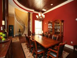images of dining room with dark floors red room design ideas all