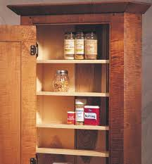 Kitchen Cabinet Storage Accessories Learn How To Build A Cabinet With These Free Plans